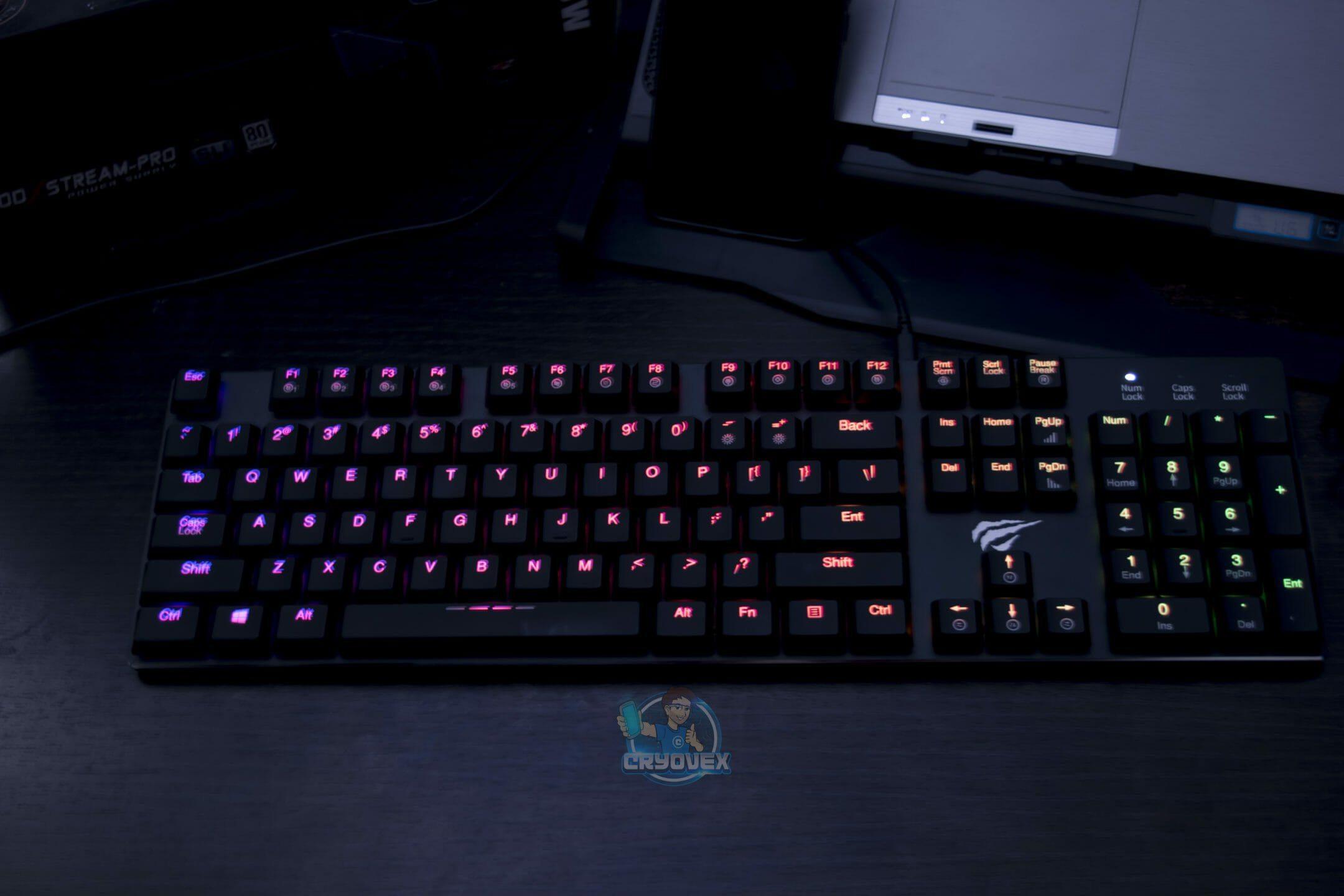Mechanical Gaming Keyboard under $100 with RGB lighting?