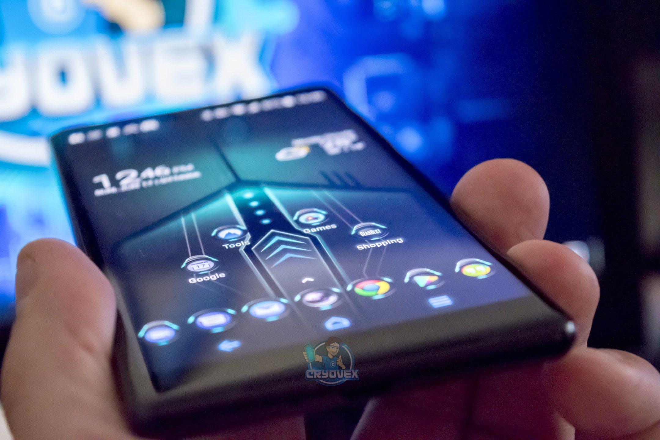 Sony Xperia XZ2 Ottawa Canada Martin Guay review