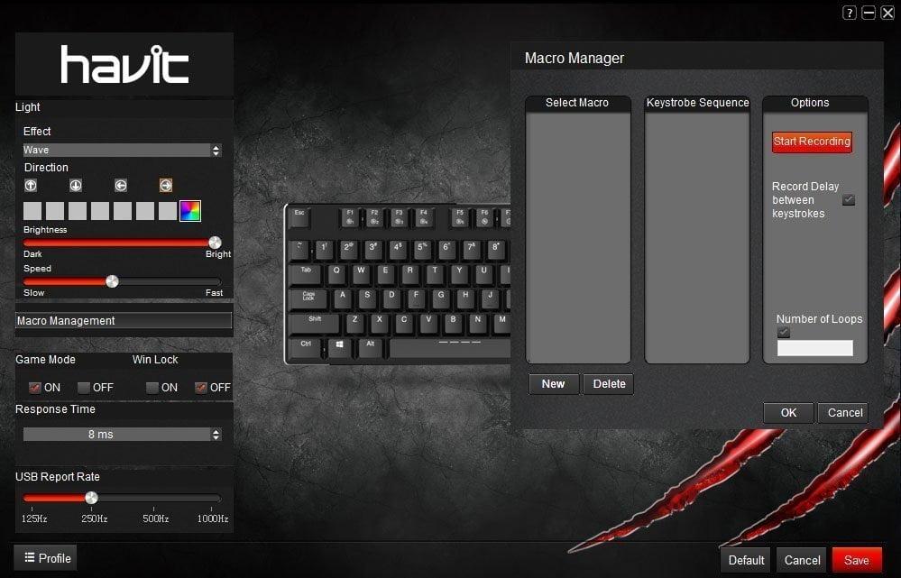 HAVIT Low Profile Mechanical Gaming Keyboard Martin Android News Ottawa Cryovex