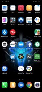 Huawei Mate 20 Pro EMUI 9